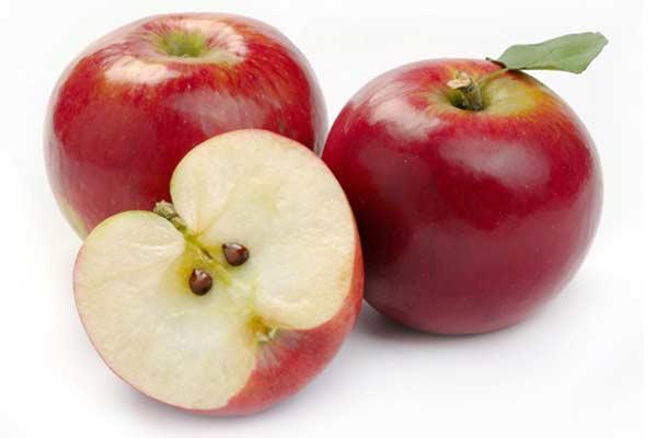 næringsindhold æble