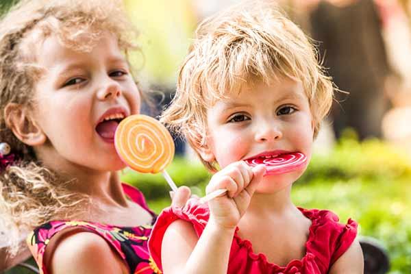 nyheder fodevarer sukker sukker forringer unges hukommelse.
