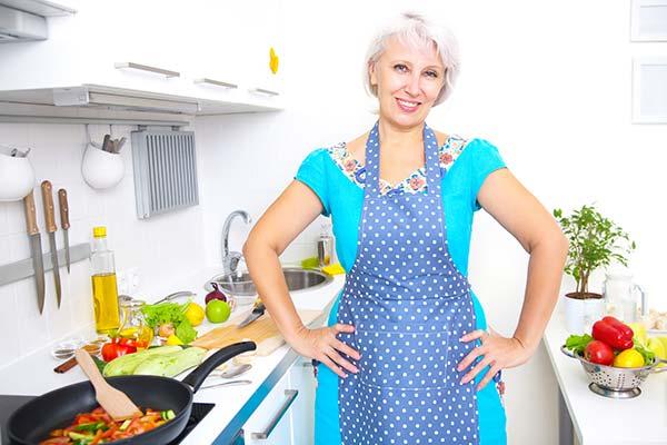 mad til kvinder i overgangsalderen