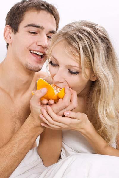 erotisk orgie